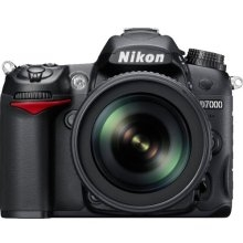 Nikon D7000 Digital SLR Camera with Nikon AF-S DX 18-105mm lens