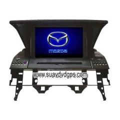 Auto DVD stereo Player Bluetooth IPOD GPS For MAZDA 6(03-08 cars) CAV-8072M6